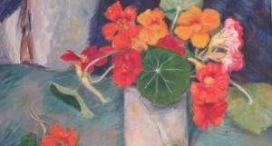 Nasturtiums - Marie Cecilia Guard